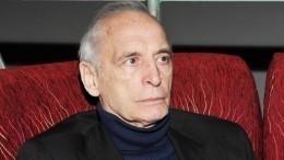 Стали известны последние слова актера Василия Ланового
