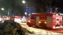 Режим ЧСвведен вЗеленодольске после взрыва газа вжилом доме