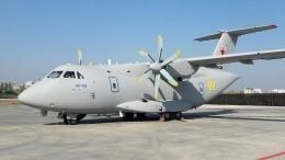 Военно-транспортный самолет Ил-112В успешно завершил второй полет— видео