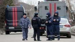 Спецназовец получил ранение входе штурма коттеджа сострелком вПодмосковье