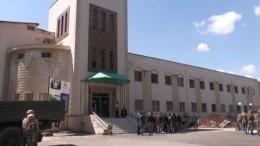 Всирийский госпиталь изРоссии доставили остро необходимое медоборудование
