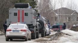 Аффекта небыло: эксперт назвал причины десятичасовой осады дома вПодмосковье