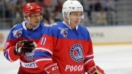 «Прекрасный пример для всех»: Буре назвал срок закоторый Путин освоил хоккей