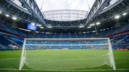 Евро-2020: сколько болельщиков пустят нафутбольные матчи вПетербурге