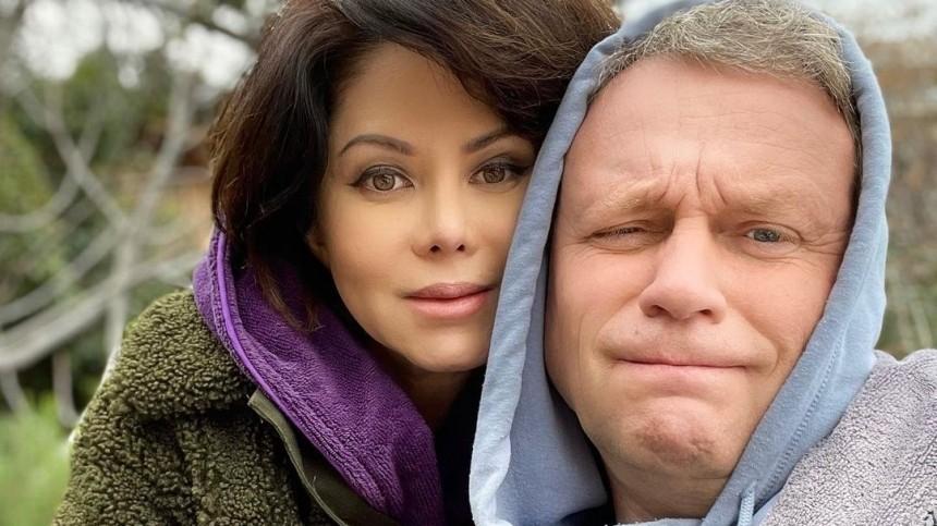 Новая жена Жигунова рассказала онесостоявшейся из-за болезни свадьбе