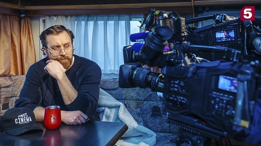 Завершились съемки нового сериала Пятого канала «Филин»