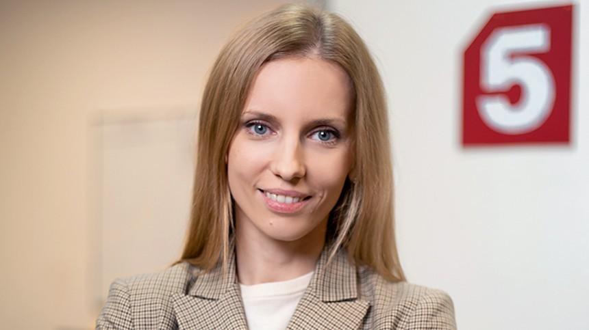 Пресс-секретарь Пятого канала вошла вТОП-3 лучших пиарщиков России истран СНГ