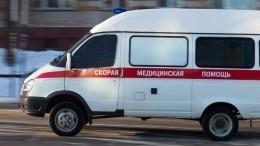 ВПетербурге 12-летний мальчик угодил под колеса автобуса