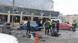 «Там был мой друг»: Блогер «Макс Кинг» высказался омассовом ДТП вцентре Москвы