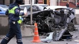 Блогер Эдвард Бил признал, что был зарулем вмомент ДТП наСмоленской площади