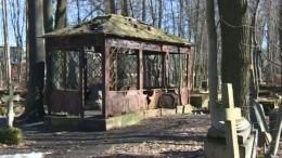 ВПетербурге беседку изфильма «Брат» восстановят напожертвования