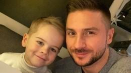 «Дослез!»— дети трогательно поздравили Сергея Лазарева сднем рождения