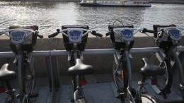 Почему вПетербурге так инезаработала общественная сеть велопроката?