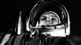 Считавшееся утерянным видео эмоций Гагарина вовремя первого полета вкосмос