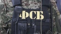 ФСБ задержала сторонника украинских националистов вБарнауле— видео