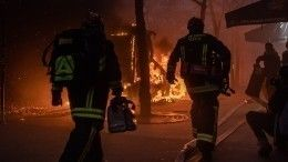 Выжили чудом: момент взрыва вмногоэтажке вофранцузском Лионе попал навидео