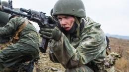 НаУкраине признали совместную сНАТО подготовку квойне заКрым