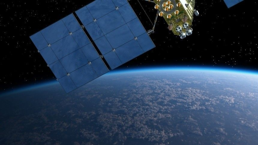 Российский военный спутник сошел сорбиты исгорел над Тихим океаном