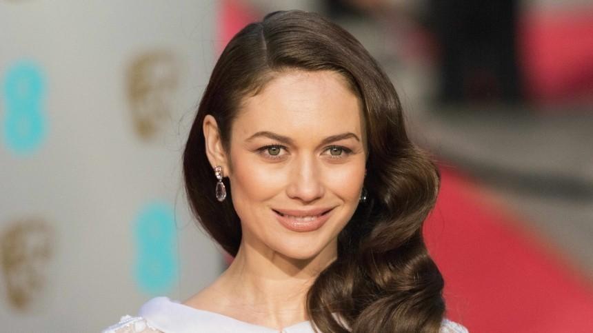 Ольга Куриленко сыграла вместе соСкарлетт Йоханссон в«Черной вдове»