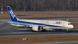 Летевший изТокио воФранкфурт Boeing вынужденно сел вКрасноярске