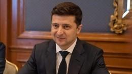 НаУкраине рассказали о«выговоре» Зеленскому отБайдена забездействие