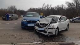 Сын миллиардера протаранил автомобиль федерального судьи под Волгоградом