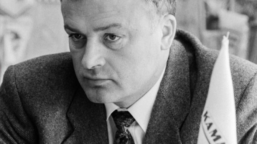 Умер экс-руководитель КАМАЗа Николай Бех