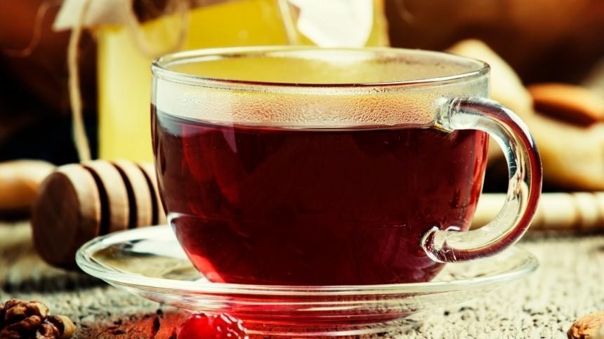 Эксперты рассказали осмертельной опасности горячего черного чая