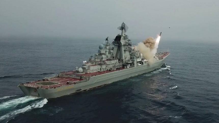 Российский флот назвали угрозой для сил НАТО
