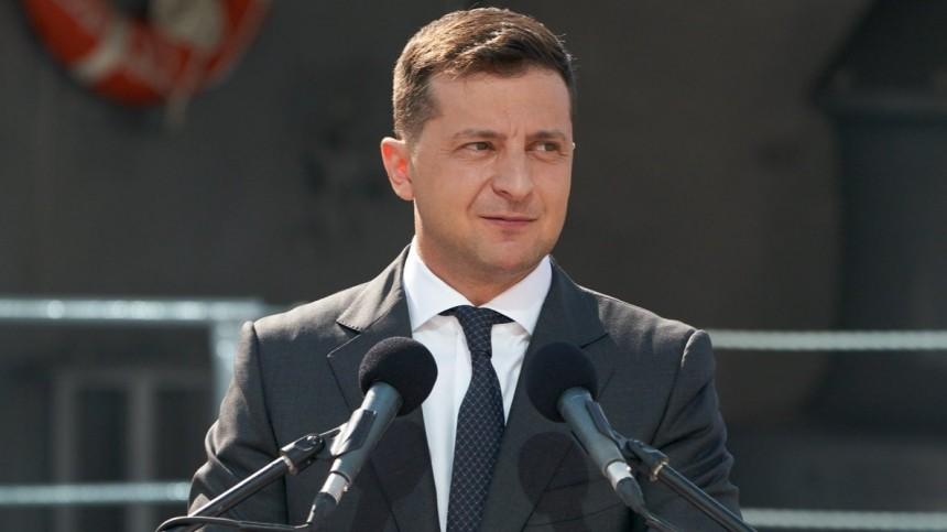 Спикер Верховной рады раскритиковал указ Зеленского осанкциях