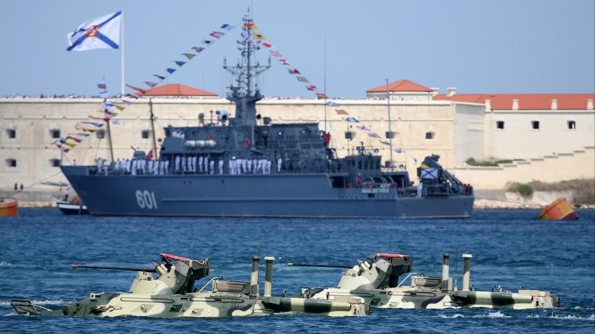 НаУкраине испугались отмены соглашения опребывании флота РФвКрыму