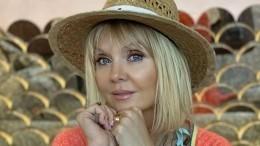Валерия назвала российские вакцины отCOVID-19 лучшими вмире