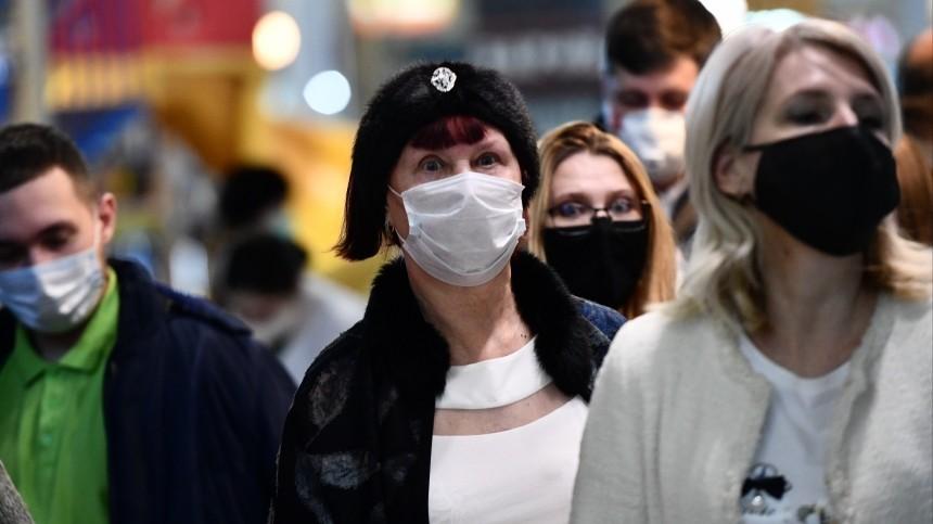 Попова неисключила появление варианта вируса, опасного для перенесших COVID-19