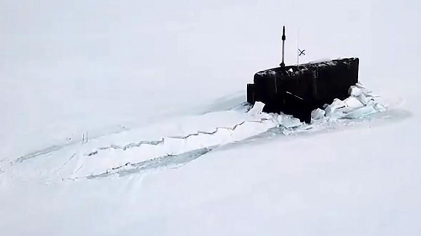 ВСША заявили о«беспрецедентной военной мощи» России вАрктике