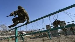 Шойгу объявил проверку боеготовности Вооруженных сил России