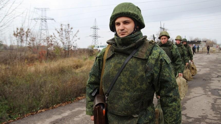 Зеленский назвал вступление Украины вНАТО единственным путем кмиру вДонбассе