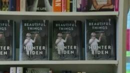 Скандальные признания сына Байдена появились наприлавках книжных магазинов