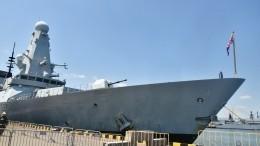 Самый неудачливый капитан: британский офицер разбил корабль королевского флота
