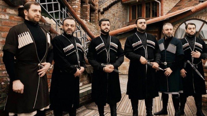 Рожденные вСССР: группа изГрузии объединяет народы иготова спеть сБузовой