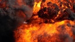 Жители Дагестана говорят овзрыве танка натерритории части— видео