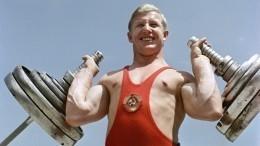 Мировой рекордсмен потяжелой атлетике Куренцов умер после юбилея