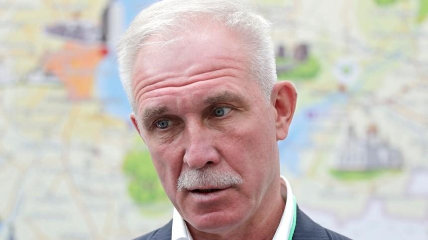 Многолетний губернатор Ульяновской области объявил оботставке