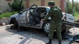 Власти ДНР: украинские военные дважды засутки обстреляли республику