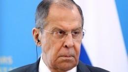 «Меток вформулировках»: Кремль отреагировал наслова Лаврова олинии США