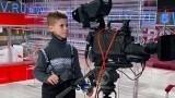 Цикл занятий для детей «Школа телевидения»
