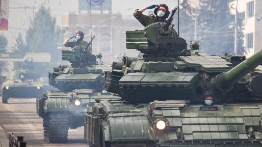 Козак заявил оготовности РФвстать назащиту Донбасса вконфликте сУкраиной