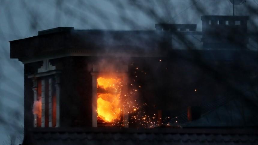 «Мытищинский Рэмбо» жив? Кто насамом деле сгорел вдоме стрелка Барданова?