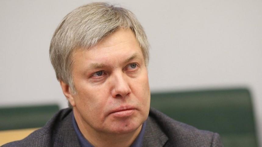 Путин принял отставку губернатора Ульяновской области иназначил врио