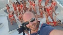 Лучше Рlауbоу: организатор «голой» фотосессии вДубае прежде устроил такую вКарпатах