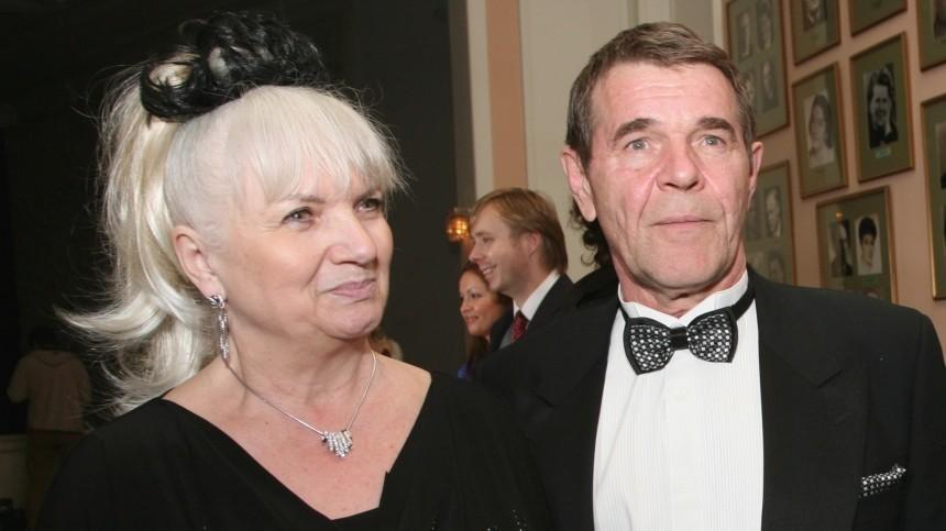 Вдова Булдакова впервые вышла насвязь после слухов оромане сдвойником Баскова